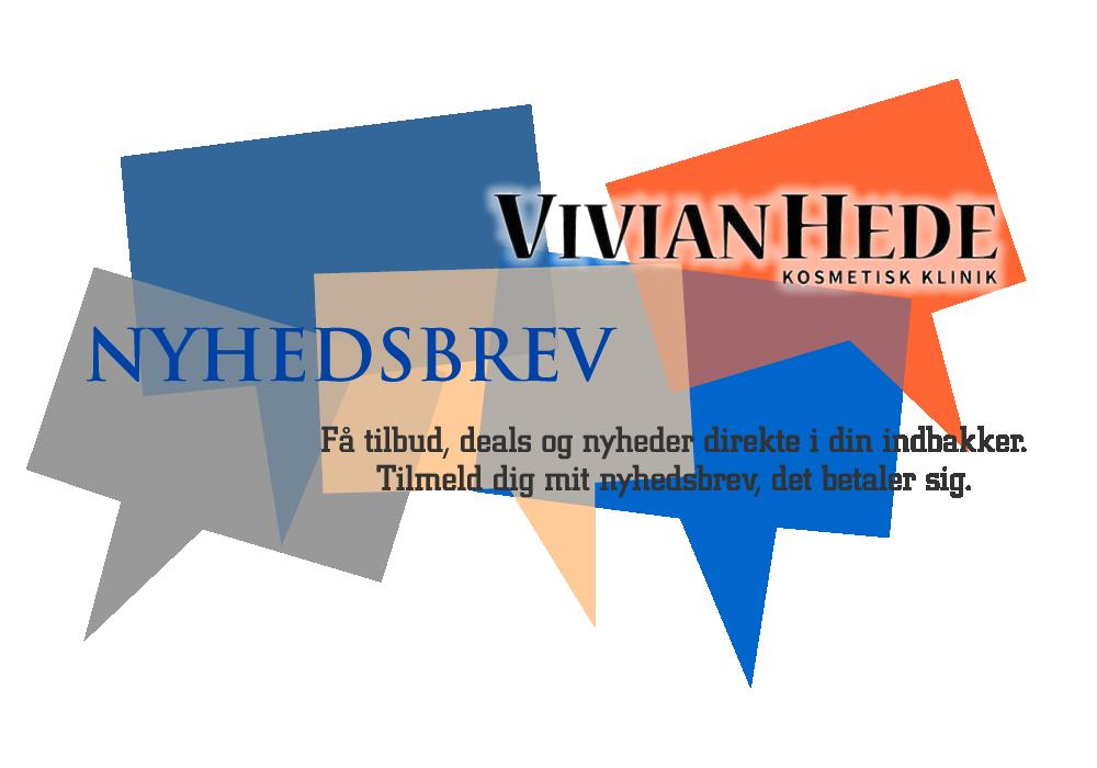 Vivian Hede Nyhedsbrev
